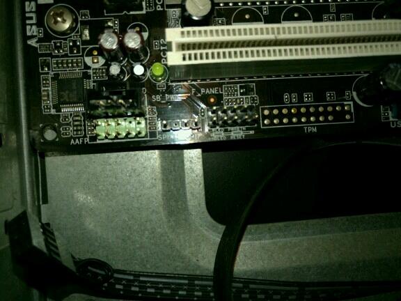请问华硕G41的主板跳线怎么插 -华硕P5G41C M LX问答堂图片
